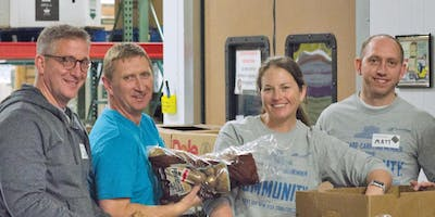 Prosperity Month: Food Bank For Larimer County Volunteering