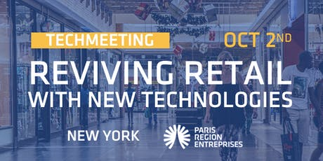 TechMeeting - Reviving Retail with New Technologies tickets