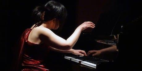 Piano Recital - Haruko Seki tickets