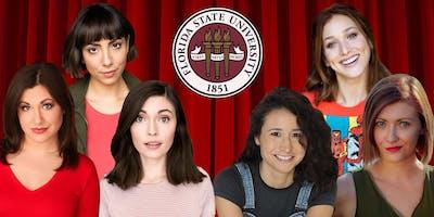 """""""FSU Alumni Funny Femmes"""" Comedy Show"""