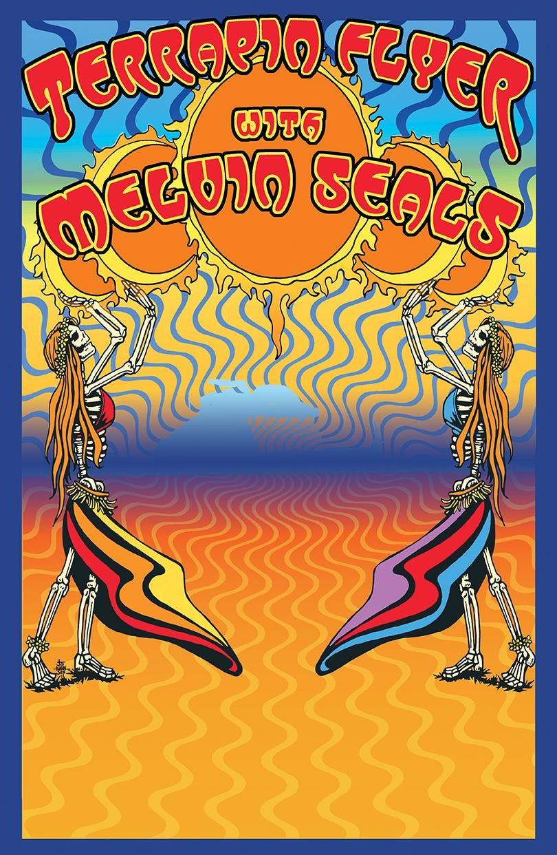 Terrapin Flyer w/ Melvin Seals