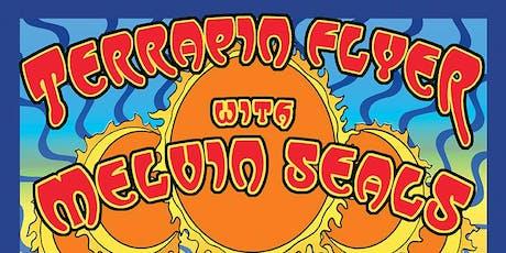 Terrapin Flyer w/ Melvin Seals @ Park Theatre tickets