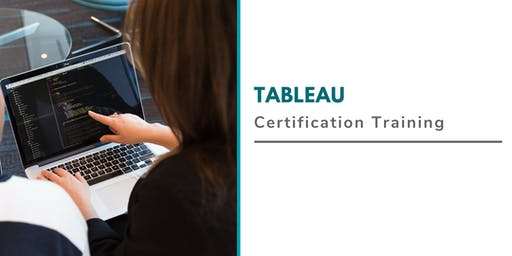 Tableau Online Classroom Training in Saginaw, MI