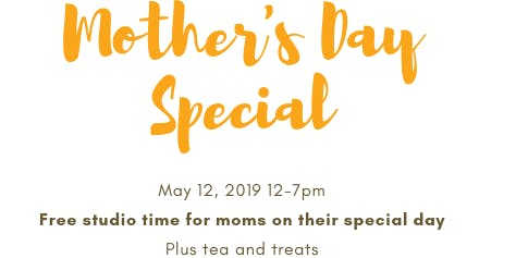 Mother's Day Painting Special