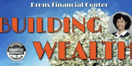FINANCIAL LITERACY WORKSHOPS  tickets