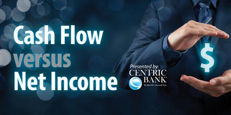 Cash Flow versus Net Income tickets