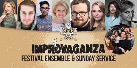 IMPROVAGANZA 2019: The Festival Ensemble & The Sunday Service tickets