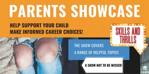 Skills and Thrills Parents Showcase at Casula High School