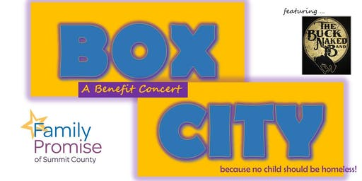 Box City featuring The Buck Naked Band