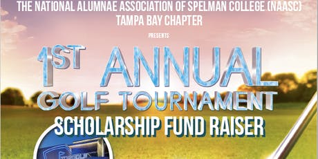 NAASC-Tampa Bay Chapter  1st  Annual Golf Tournament Scholarship Fundraiser tickets