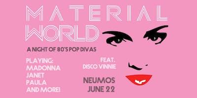 Material World - A Night of Madonna & 80's Pop Divas