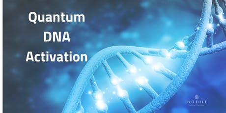 Quantum DNA Activation Immersion Class tickets