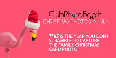 Christmas Photos in July