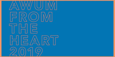 AWUM from the Heart 2019 tickets