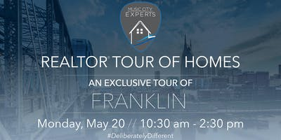 May Realtor Tour of Homes - Music City Experts