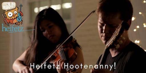 Heifetz Festival of Concerts: Heifetz Hootenanny! (07/20/19)