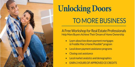 """Unlocking Doors To More Business"" Realtor Workshop"