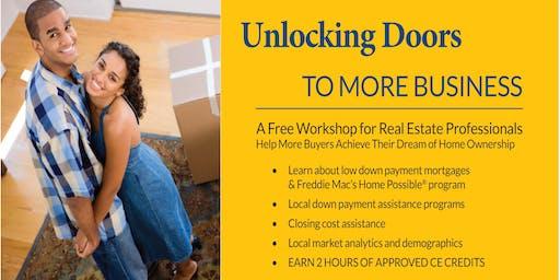 """Unlocking Doors To More Business"" Realtor Workshop"