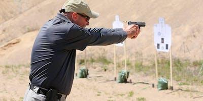 Dave Spaulding- Kinetic Pistol