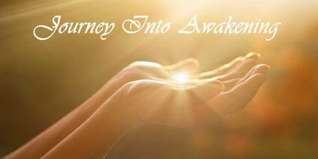 A Journey Into Awakening - Finding Peace in a Chaotic World tickets