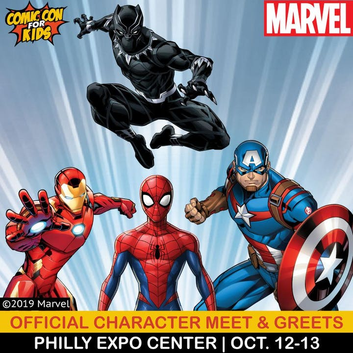 Comic Con For Kids (Philadelphia, PA) Tickets, Oaks | Eventbrite