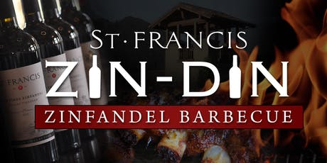 Zinfandel BBQ tickets