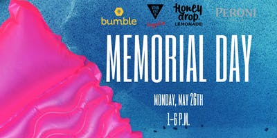 Memorial Day Party at Above SIXTY