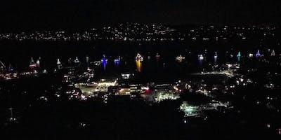 Sausalito Lighted Boat Parade and Fireworks - 2019