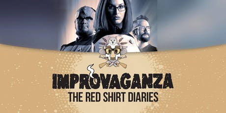 IMPROVAGANZA 2019: The Red Shirt Diaries tickets