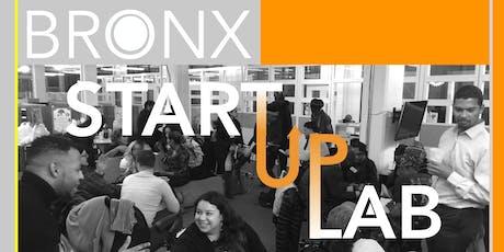 Green Worker Cooperatives - Bronx StartUp Lab - 6/25/19 boletos