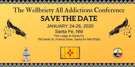 Wellbriety All Addictions Conference  tickets