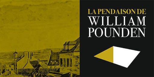 La pendaison de William Pounden (visite guidée immersive en français - 15 h 30)