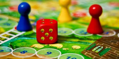 All Aboard Game Night tickets