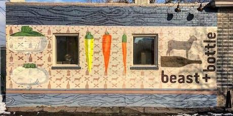 Beast & Bottle + Coperta Concepts Farm Dinner tickets