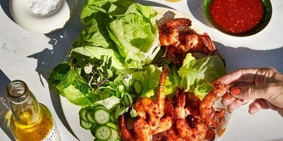 Healthful+Cooking%3A+Banh+Mi+Style+Shrimp+Lettu