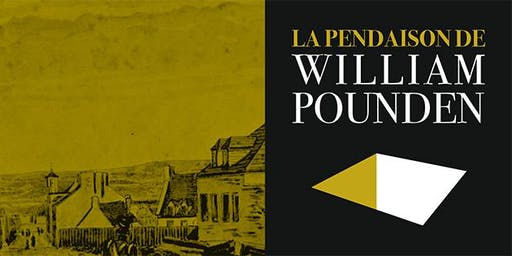 La pendaison de William Pounden (visite guidée immersive en français - 13 h)