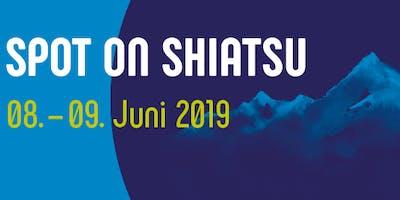Spot on Shiatsu - Bewegungs- und Begegnungs-Festival Hamburg Schanzenzelt