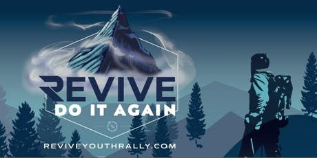Revive Youth Rally 2019 tickets
