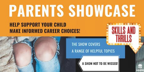 Skills and Thrills Parents Showcase at Tuggerah Lakes Secondary College- The Entrance Campus tickets