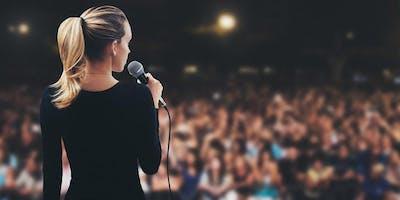 Bootcamp - Speak, Present & Persuade in Public for WOMEN