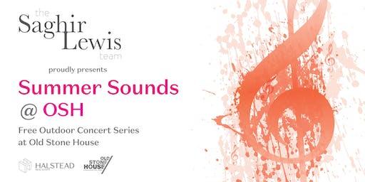 Summer Sounds @OSH - Dandy Wellington & His Band