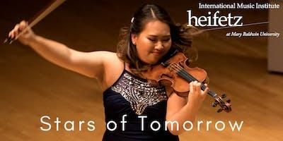 Heifetz Festival of Concerts: Stars of Tomorrow (07/29/19)