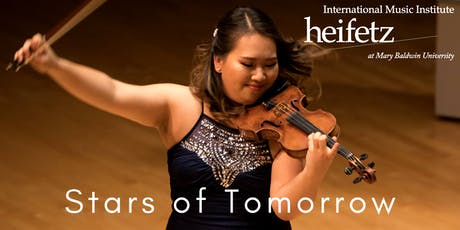 Heifetz Festival of Concerts: Stars of Tomorrow (07/29/19) tickets