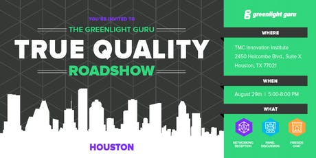 The True Quality Roadshow - Houston tickets
