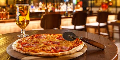 Liverpool vs Spurs Champions League Final £10 Pizza and Beer Deal