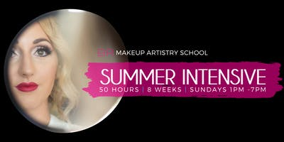 Intensive 8-Week Makeup Artistry School