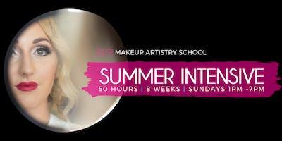 Intensive 8-Week Makeup Artistry School