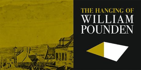 The Hanging of William Pounden (Immersive Tour in English - 6 PM) tickets