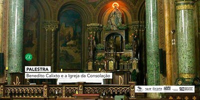Palestra | Benedito Calixto e a Igreja da Consolação