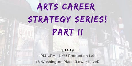NYU Production Lab Events | Eventbrite